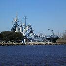 NC Battleship by dmcfadden