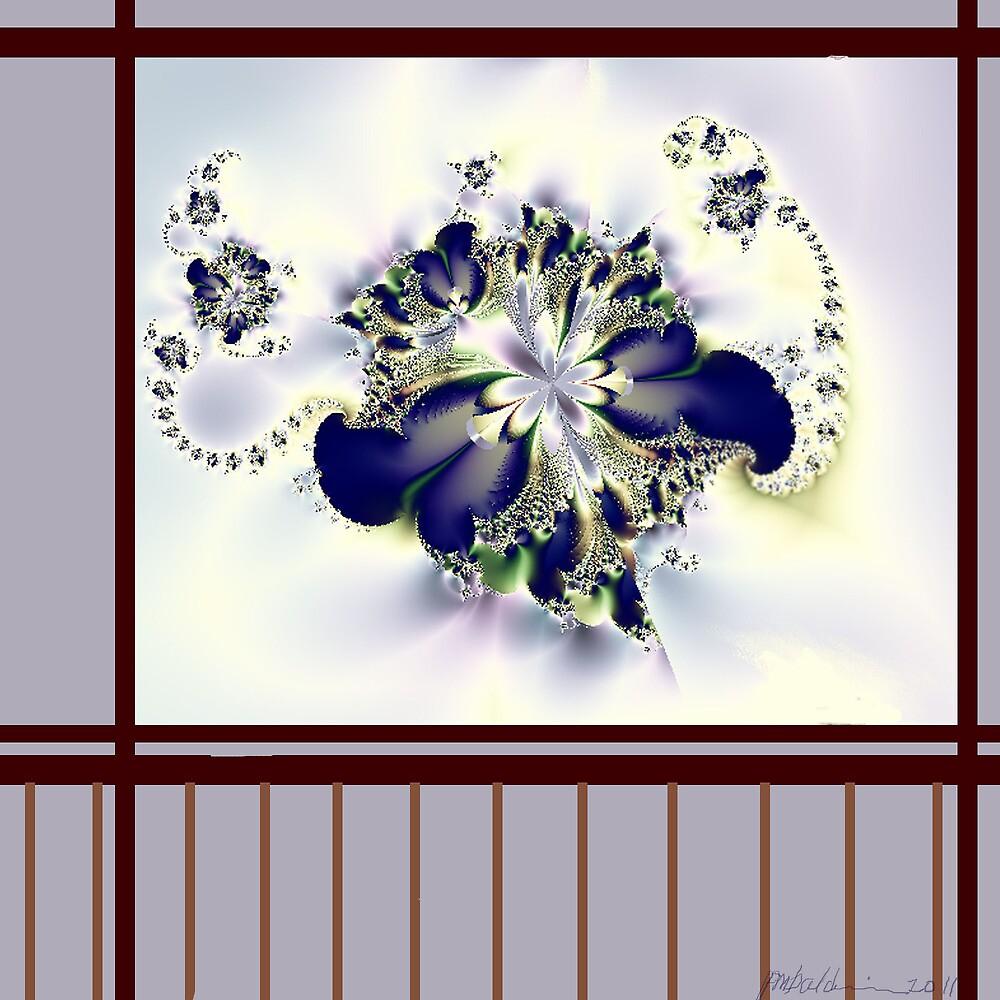 """""""Flower in the Window"""" by Patrice Baldwin"""