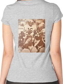 MR COOL JOE MONTANA Women's Fitted Scoop T-Shirt