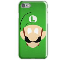 Luigi Minimalist iPhone Case/Skin