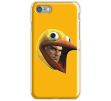 Hitman Chicken suit disguise iPhone Case/Skin
