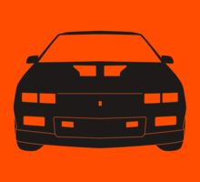 Third Gen Chevy Camaro - BLACK by ataglance101
