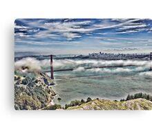 San Francisco View, San Francisco, CA Canvas Print