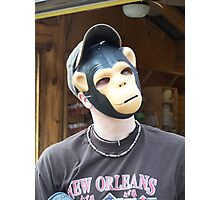Trevor- Planet of the Apes Casting? Photographic Print