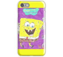 Spongy BOB iPhone Case/Skin