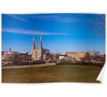 St. Patrick Basillica - Ottawa, Ontario Canada Poster