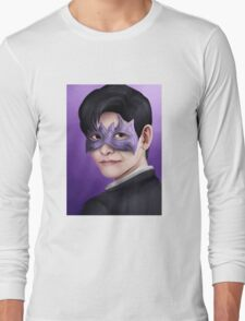 Masked Hoya Long Sleeve T-Shirt