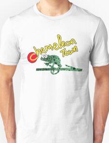 Chameleon Town Unisex T-Shirt