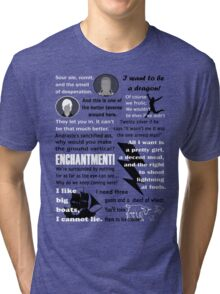 Dragon Age 2 - Party Quotes Tri-blend T-Shirt