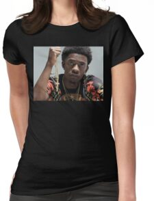 Rich Homie Quan Womens Fitted T-Shirt