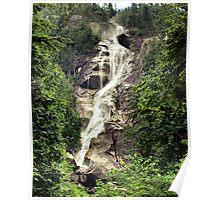 Shannon Falls British Columbia, Canada Poster