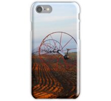 Wheel Line Irrigation System | Jamesport, New York iPhone Case/Skin