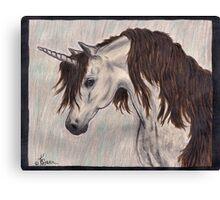 Whimsical Unicorn Canvas Print