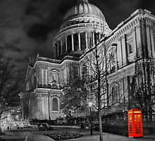 A Touch Of Red - HDR by Colin  Williams Photography