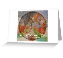 lovely thunder dreams Greeting Card