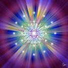 Sacred Geometry 50 by Endre