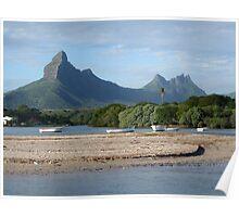 Tamarin Bay - Mauritius Poster