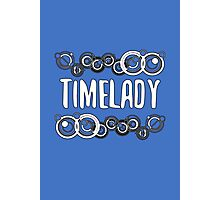 Timelady Photographic Print