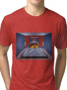 Soul Angels - Too Excited To Sleep Tri-blend T-Shirt