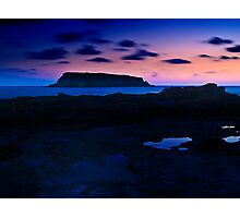 St. Georges Island Cyprus Photographic Print