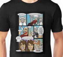 Smashed Crab ad Unisex T-Shirt