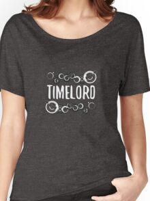 Timelord Women's Relaxed Fit T-Shirt