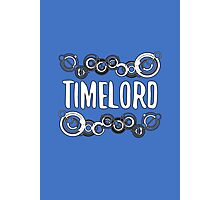 Timelord Photographic Print