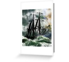 The Voyage Greeting Card