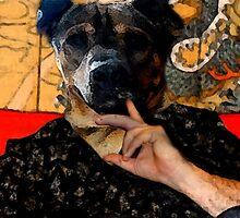 SammyBear by Nathalie  Ferfoglia