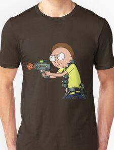 Badass morty Unisex T-Shirt