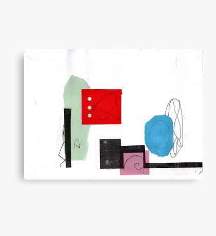 5 Objects #6 Canvas Print