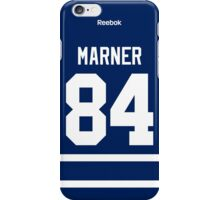 Toronto Maple Leafs Mitch Marner Jersey Back Phone Case iPhone Case/Skin