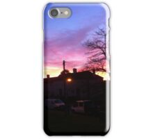 a suburban even iPhone Case/Skin