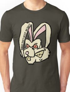 Three Feet Rabbit Unisex T-Shirt