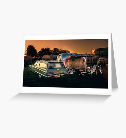 Dew Drop Inn Greeting Card