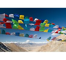 Holy Flags Photographic Print