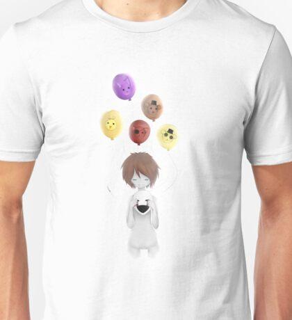 The End ( FNaF 3 ) Unisex T-Shirt