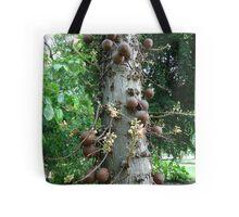 Cannon tree Tote Bag