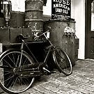 The Old Bike by Neil Clarke