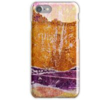 thicker than water iPhone Case/Skin