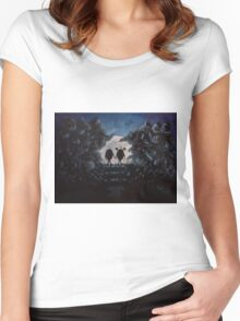Soul Angels - Dream Women's Fitted Scoop T-Shirt