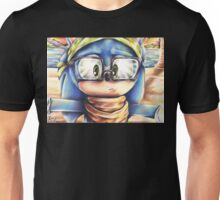 Sonic boom ~ Wait ..what! Unisex T-Shirt