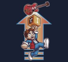 Super Future Bros Kids Tee