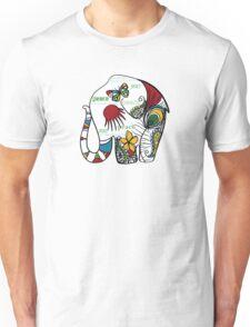 Peace Elephant Unisex T-Shirt