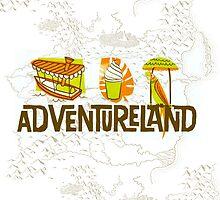 Adventureland by AliceCorsairs