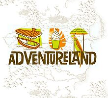Adventureland by AliceCorsairs