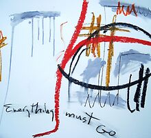Everything Must Go by Alan Taylor Jeffries