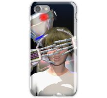 Guess who? iPhone Case/Skin