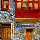 Maltese doors series by Martin Dingli