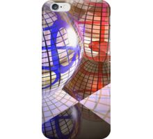 Spheres refraction reflections #2 iPhone Case/Skin